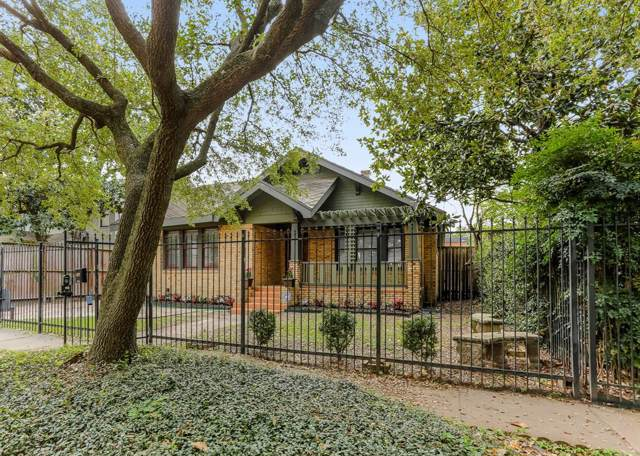 613 Harold Street, Houston, TX 77006 (MLS #78048939) :: Texas Home Shop Realty
