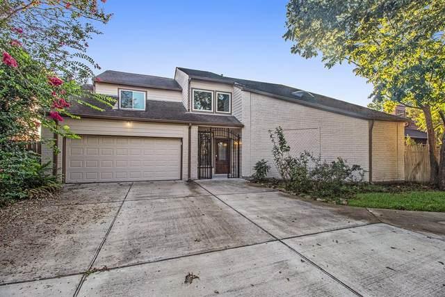 1019 Honey Hill Drive, Houston, TX 77077 (MLS #78051772) :: Green Residential