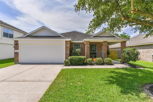 7901 Silver Oak Drive, Texas City, TX 77591 (MLS #78052643) :: The SOLD by George Team