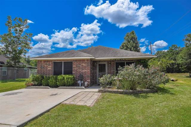 1302 Jefferson Avenue, Cleveland, TX 77327 (MLS #78059893) :: The Bly Team