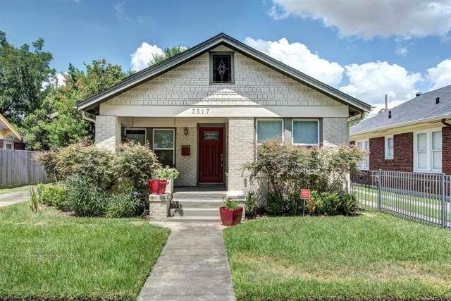 3517 Michaux Street, Houston, TX 77009 (MLS #78067468) :: Texas Home Shop Realty