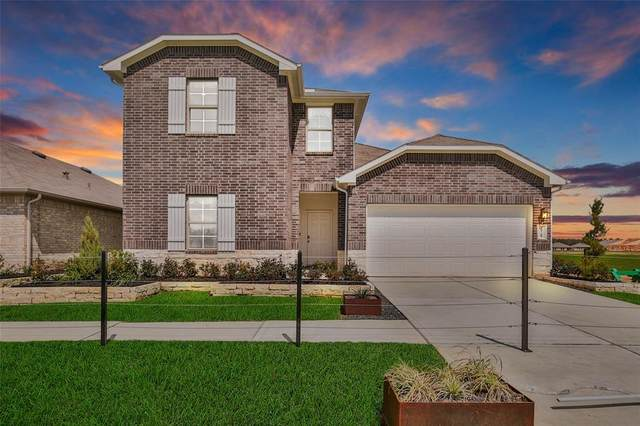 21233 Ivy Woods Court, New Caney, TX 77357 (MLS #7807127) :: The Bly Team