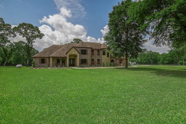 42015 Mill Creek Road, Magnolia, TX 77354 (MLS #78078366) :: The Bly Team