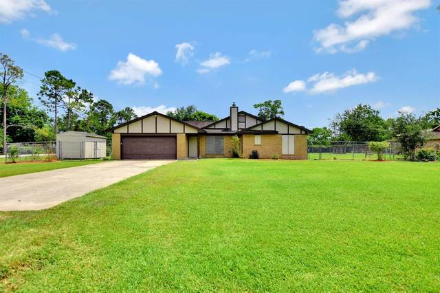 12303 Allen Drive, Santa Fe, TX 77510 (MLS #78086539) :: Giorgi Real Estate Group