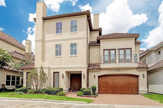 7708 S Hunters Creekway Drive, Houston, TX 77055 (MLS #78087799) :: Giorgi Real Estate Group