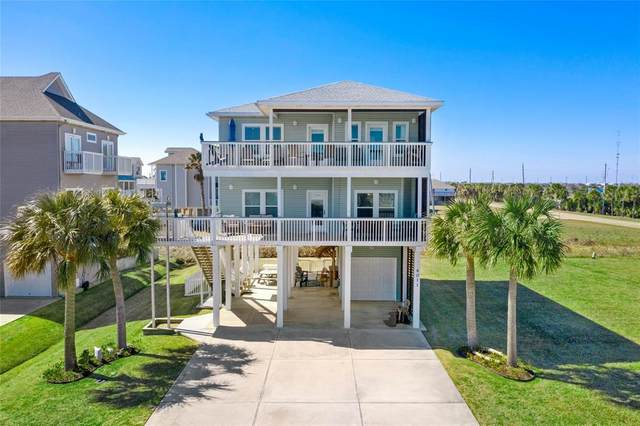 4011 Mutiny Court, Galveston, TX 77554 (MLS #78087993) :: The SOLD by George Team