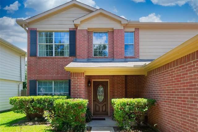 15919 Crooked Arrow Drive, Sugar Land, TX 77498 (MLS #78088631) :: Lerner Realty Solutions