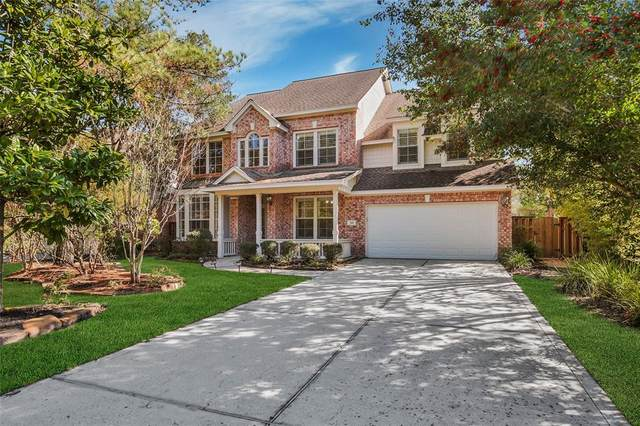 50 E Sundance Circle, The Woodlands, TX 77382 (MLS #78089972) :: Lerner Realty Solutions