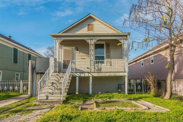 4014 Avenue M 1/2, Galveston, TX 77550 (MLS #78100105) :: Texas Home Shop Realty
