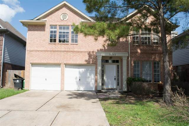 9343 Concourse Drive, Houston, TX 77036 (MLS #78108900) :: The SOLD by George Team