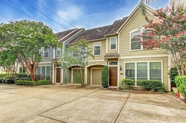 1611 Oneil Street, Houston, TX 77019 (MLS #78111822) :: Giorgi Real Estate Group