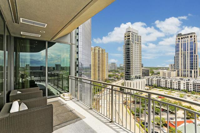 1600 Post Oak Boulevard #1405, Houston, TX 77056 (MLS #78113043) :: REMAX Space Center - The Bly Team