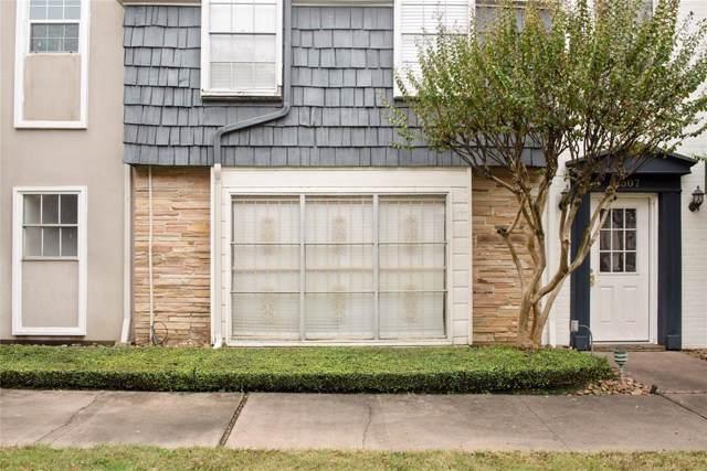 2507 Marilee Lane #3, Houston, TX 77057 (MLS #78115559) :: CORE Realty