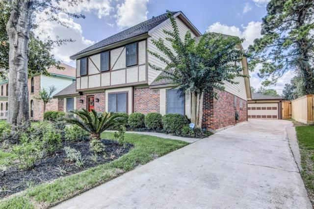 5003 Oak Shadows Drive, Houston, TX 77091 (MLS #78135005) :: The SOLD by George Team