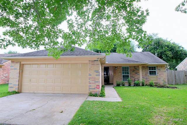 3925 Frontier Drive, Sugar Land, TX 77479 (MLS #78135045) :: Homemax Properties