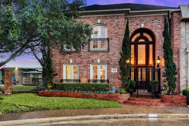 4125 Meyerwood Drive, Houston, TX 77025 (MLS #78136637) :: Caskey Realty