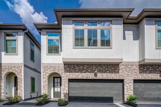 5205 Allen Street J, Houston, TX 77007 (MLS #78137304) :: Texas Home Shop Realty