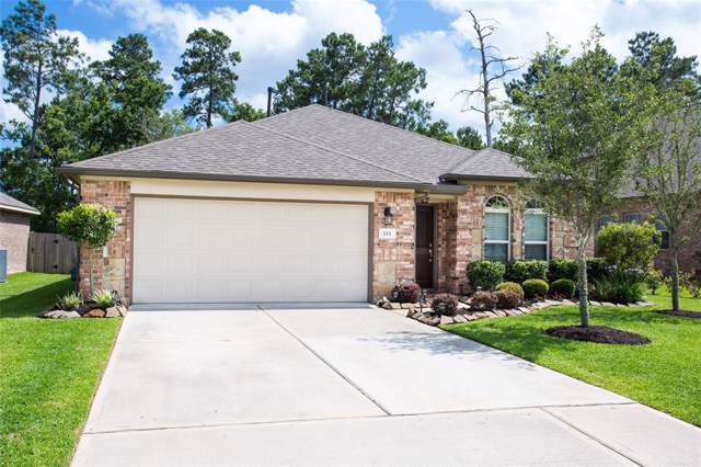111 S Ridge Park Drive, Magnolia, TX 77354 (MLS #78142183) :: The Heyl Group at Keller Williams