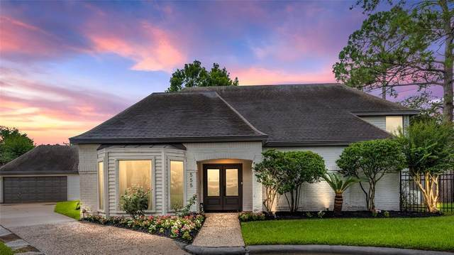 555 Rancho Bauer Drive, Houston, TX 77079 (MLS #78150849) :: The SOLD by George Team
