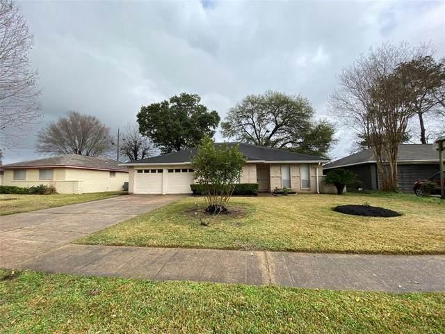 10822 Vanderford Drive, Houston, TX 77099 (MLS #78159152) :: The Heyl Group at Keller Williams
