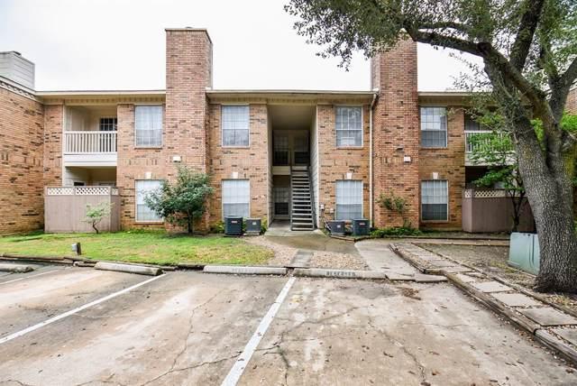 2626 Holly Hall Street #704, Houston, TX 77054 (MLS #78162624) :: The Jennifer Wauhob Team