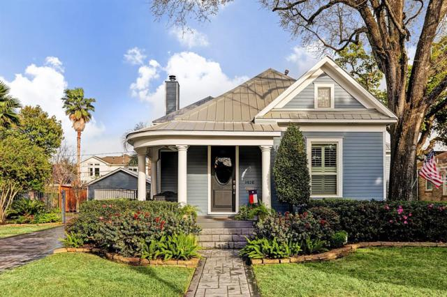 1426 Rutland Street, Houston, TX 77008 (MLS #7817080) :: Green Residential