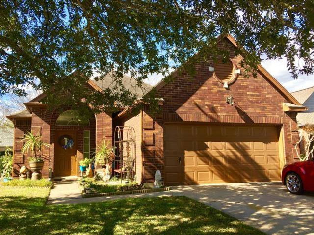 718 Redwood Bend Lane, Pearland, TX 77584 (MLS #78174400) :: Texas Home Shop Realty
