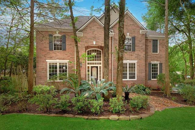 151 Green Gables Circle, The Woodlands, TX 77382 (MLS #7818879) :: Christy Buck Team