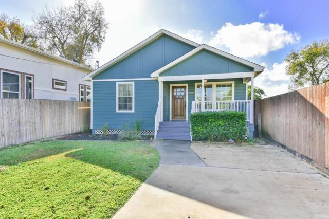 905 Kern Street, Houston, TX 77009 (MLS #78195695) :: Texas Home Shop Realty