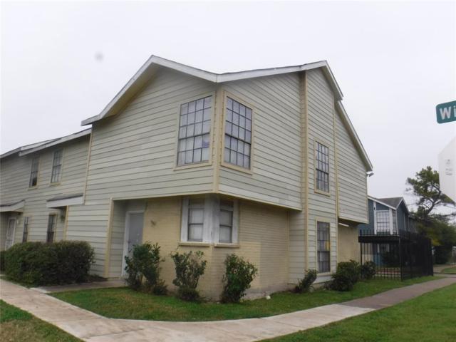 8323 Wilcrest Drive #10020, Houston, TX 77072 (MLS #78197864) :: Fairwater Westmont Real Estate