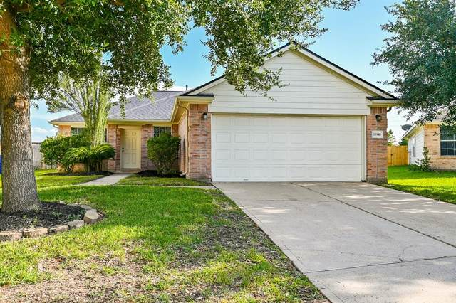 19843 Byron Meadows Drive, Katy, TX 77449 (MLS #7819890) :: The Heyl Group at Keller Williams
