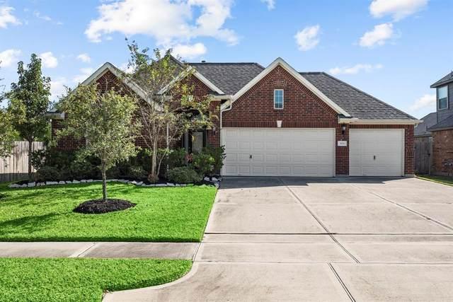 3414 Hawkins Glen Lane, Katy, TX 77449 (MLS #78202962) :: Lerner Realty Solutions