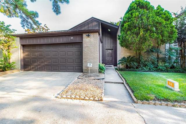 12800 Briar Forest #84, Houston, TX 77077 (MLS #78204503) :: The Property Guys