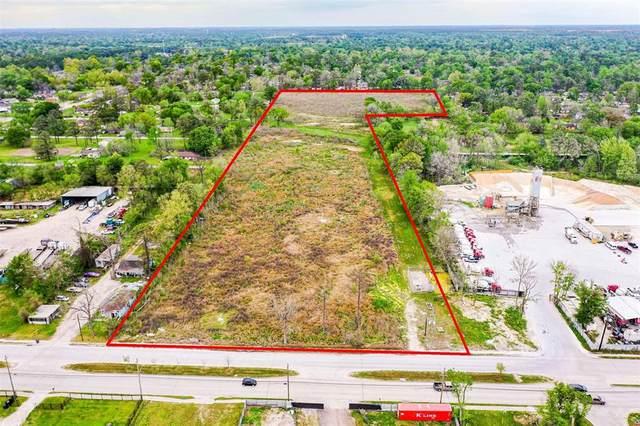 0 Green River Street, Houston, TX 77028 (MLS #78220268) :: Green Residential