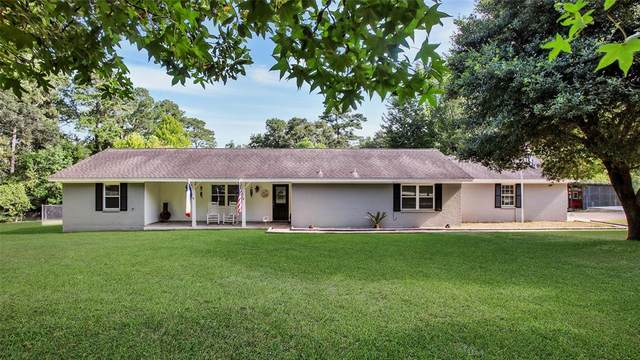 2227 Whipporwill Road, Conroe, TX 77303 (MLS #78231997) :: The Freund Group