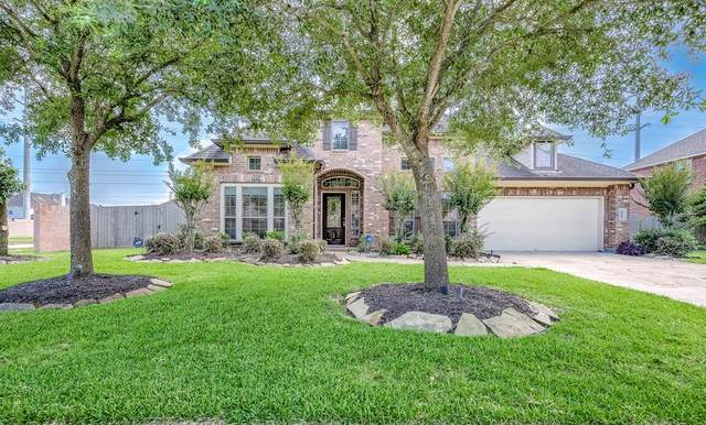 12102 Opal Creek Drive, Pearland, TX 77584 (MLS #78254295) :: The Bly Team
