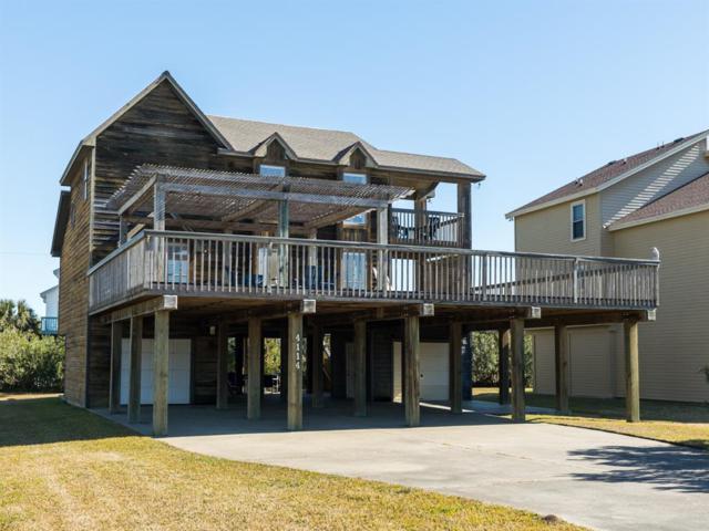 4114 Fiddler Crab Lane, Galveston, TX 77554 (MLS #78272744) :: Christy Buck Team