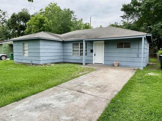 5122 Windemere Street, Houston, TX 77033 (MLS #78273159) :: Green Residential