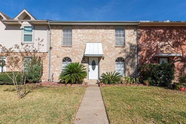 14730 Perthshire Road D, Houston, TX 77079 (MLS #78302455) :: The SOLD by George Team