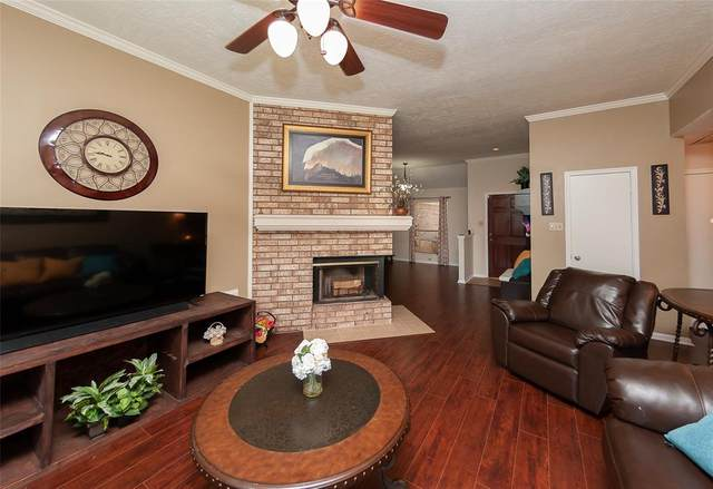 4707 Backenberry Drive, Friendswood, TX 77546 (MLS #78314628) :: The Bly Team