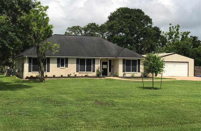 7777 County Road 684, Sweeny, TX 77480 (MLS #78320612) :: The SOLD by George Team