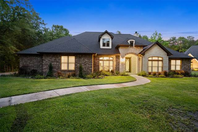 19325 Kanawha Drive, Porter, TX 77365 (MLS #78344615) :: The SOLD by George Team