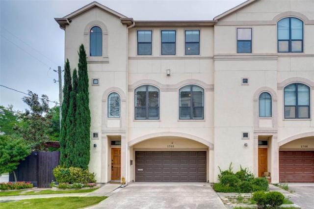 1708 Utah Street, Houston, TX 77007 (MLS #78346535) :: Texas Home Shop Realty
