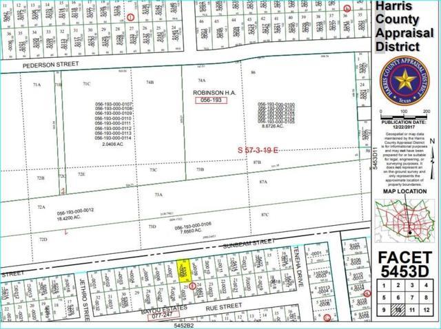 5330 Sunbeam Street, Houston, TX 77033 (MLS #78348425) :: Texas Home Shop Realty