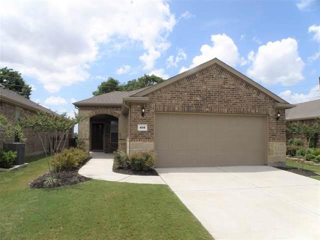 414 Mistflower Drive, Richmond, TX 77469 (MLS #78353579) :: Green Residential