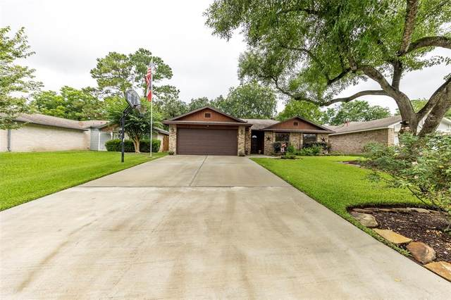 4007 Fitzwater Drive, Spring, TX 77373 (#78359985) :: ORO Realty