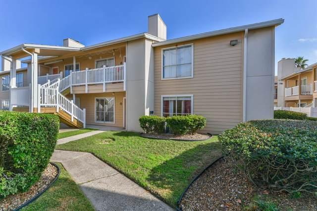 3506 Cove View Boulevard #1207, Galveston, TX 77554 (MLS #78370660) :: Texas Home Shop Realty