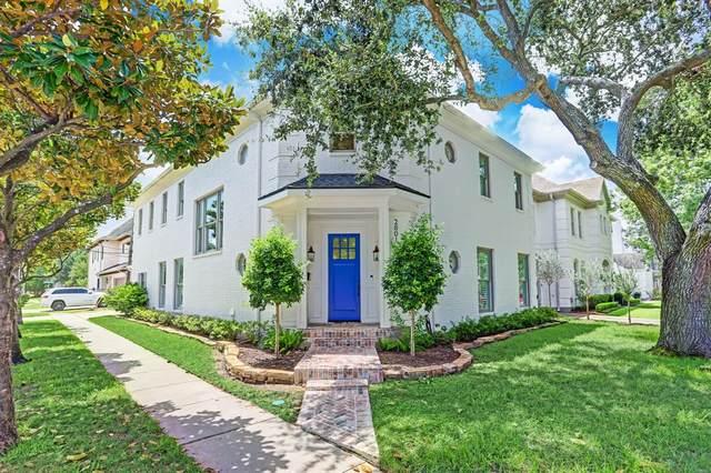 2801 Quenby Avenue, Houston, TX 77005 (MLS #78370756) :: Texas Home Shop Realty