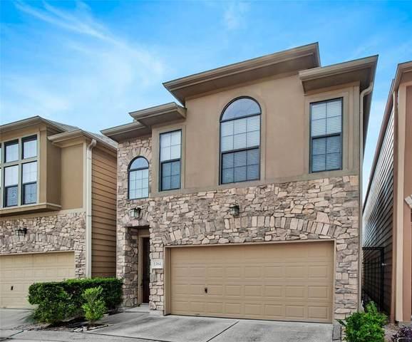 1384 Studer Street, Houston, TX 77007 (MLS #7837681) :: The Home Branch