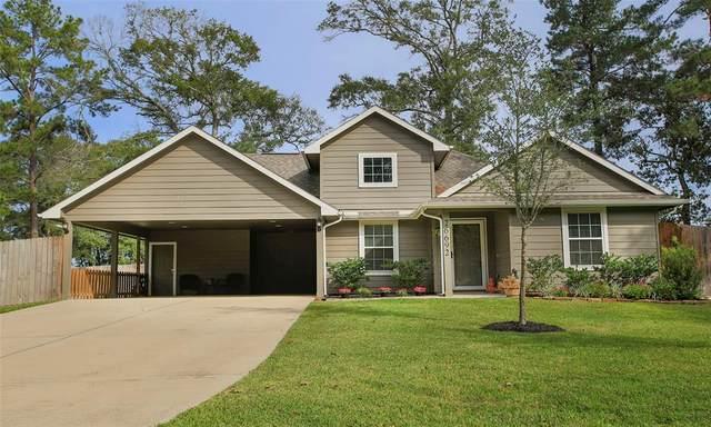26692 Lazy Lane, Magnolia, TX 77355 (#78378184) :: ORO Realty